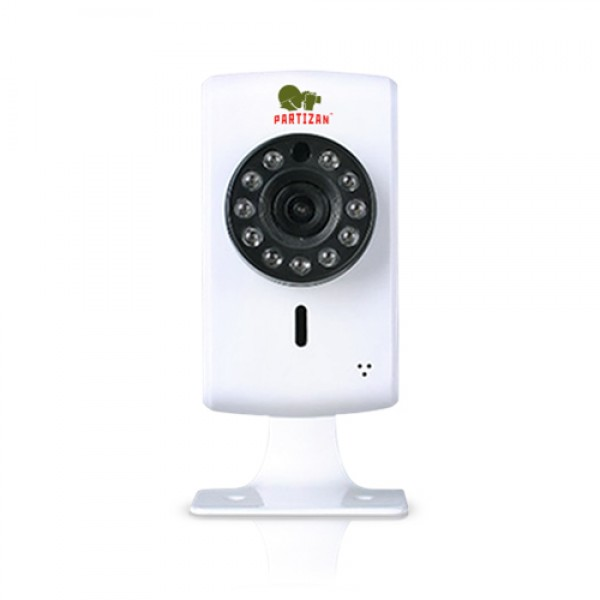 Внутренняя IP-видеокамера Partizan c WiFi IPC-1SP-IR 1.0