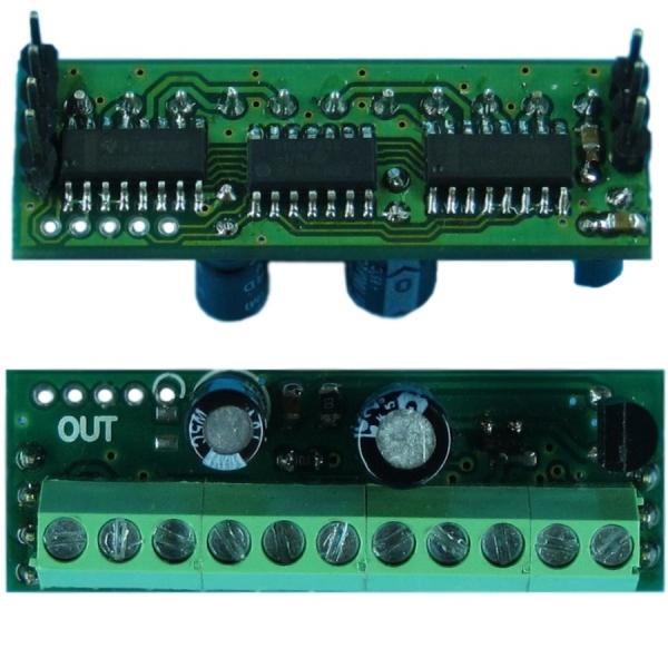OUT-Universal модуль дополнительных выходов