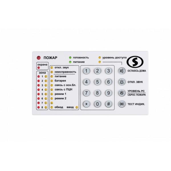 Выносной модуль индикации и управления ЛИНД 9