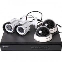 Комплекты видеонаблюдения (1)